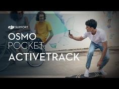 Also the new Osmo Pocket supports ActivTrack. Pocket Camera, Being Used, Face, Youtube, Youtubers, Faces, Youtube Movies, Facial