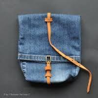 Znalezione obrazy dla zapytania jeans recycling
