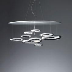 Mercury, Suspension lamps  Ross Lovegrove