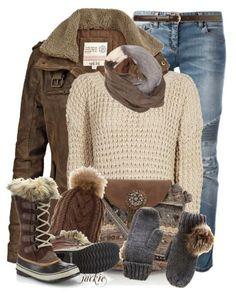 High School Winter Outfits Ideas