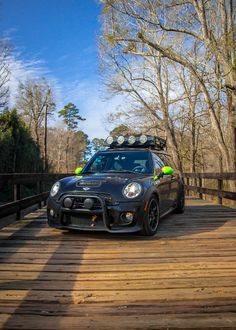 MINI Clubman R55 Rally Edition | Nicole's R55 Rally Edition … | Flickr