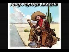 PURE PRAIRIE LEAGUE ~ Amie