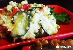 Zöldséges köles Quotes And Notes, Veggie Dishes, Lorem Ipsum, Mashed Potatoes, Zucchini, Paleo, Vegetables, Ethnic Recipes, Food