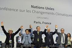 COP21 turned to the South African concept of an indaba to bring about a swift resolution to climate change conference. #COP21 #ParisClimateChange
