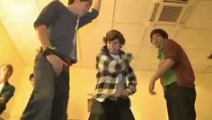 harry and louis being silly