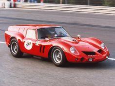 "Ferrari 250 GT ""Breadvan"", 1962"