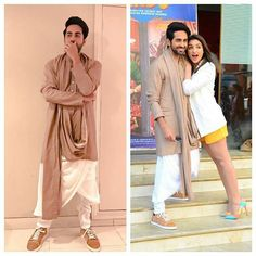 Ayushman Khurana promoting his film in Antar Agni outfit Mens Indian Wear, Man Illustration, Handsome Boys, Celebrity Crush, Duster Coat, Bollywood, Actors, Suits, My Favorite Things