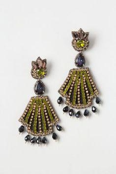 Women's Earrings   Anthropologie   Delicate, Statement, Chandeliers & Posts