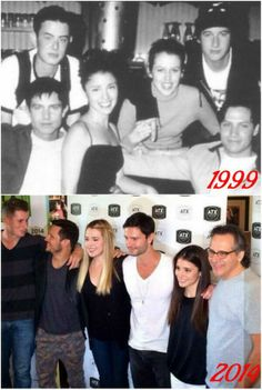 Roswell cast reunited