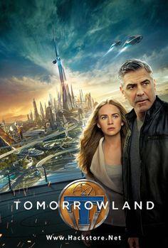 Poster de Tomorrowland (2015) Blu-Ray RIP HD Latino