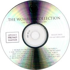 For Sale - The Wombles The Wombles Collection UK Promo  CD-R acetate - See this and 250,000 other rare & vintage vinyl records, singles, LPs & CDs at http://991.com
