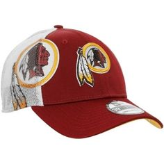 New Era Washington Redskins QB Sneak 39THIRTY Flex Hat. Buy It From.  www.bjsportstore.com 8c542fff3