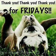 Happy Friday;}...