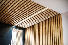 """Projekt """"Müller & Ziegler""""...competitionline Condo, Wall Finishes, Residential Architecture, Looking Up, Blinds, Curtains, Doors, Detail, Ceilings"""