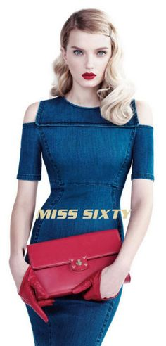 Lily Donaldson is the face of the Miss Sixty Spring/Summer 2014 campaign | House of Beccaria#