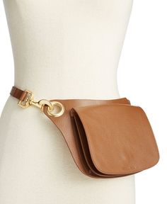 f0ec3cbe85 MICHAEL Michael Kors Pebble Leather Fanny Pack Leather Fanny Pack