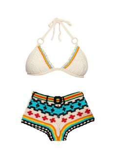 Savannah crochet bikini | Anna Kosturova | MATCHESFASHION.COM
