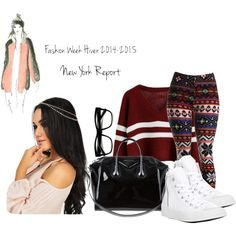 A fashion look from January 2015 featuring Converse sneakers and Givenchy tote bags. Browse and shop related looks.