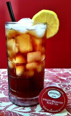 Keurig Kcup Recipe- Southern Sweet Tea