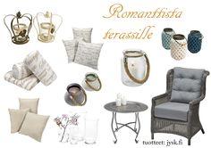 Romanttisesta tyylistä pitäville