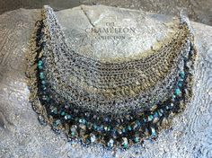 #Luxurious #Bohemian #Jewelry #Handmade #Necklace #Unique One of a kind