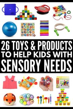Latest Cost-Free toys by age toddlers Tips , 26 Sensory Processing Disorder Activities Sensory Toys For Autism, Sensory Tools, Autism Activities, Sensory Activities, Sensory Diet, Sensory Issues In Toddlers, Sensory Play, Toddler Activities, Sensory Processing Disorder Toddler