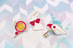 Cardcaptor Sakura Enamel Pin set