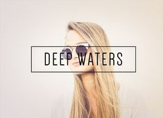 Deep Waters LR Preset [Indie Muse] by LOU&MARKS on @creativemarket