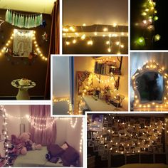 8 Pack 20 Micro LEDs Green Lights/&Glory Wine Bottle Fairy LED String Lights with Cork 2M Copper Wire Battery Operated Perfect for Home Decor,Romantic Indoor Decorations,Starry Mood Light