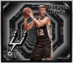 NBA Player Edit - Bertans Davis