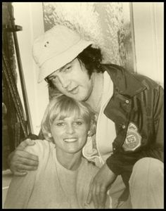 Elvis and Mrs. Esposito in Hawaii 1977