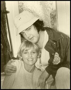 with Shirley in Hawaii 1977