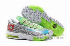 http://www.jordanaj.com/820632221-nike-zoom-kd-6-vi-low-2013-basketball-white-black-green-running-shoes.html 820-632221 NIKE ZOOM KD 6 (VI) LOW 2013 BASKETBALL WHITE BLACK GREEN RUNNING SHOES Only $80.00 , Free Shipping!
