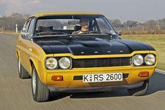 40 Jahre Ford Capri - Bilder - autobild.de