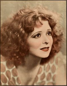 Clara Bow. She was naive and authentic. A child who was sexually abused by her alcoholic father and nearly killed by her mentally ill mother, her natural talent was a real rags to riches tale. Sadly, many took advantage of her, stole from her, lied about her and the lies destroyed her career.