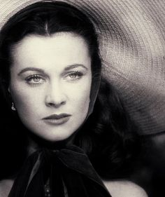 Scarlett O'Hara <3 (Vivien Leigh) -- I always thought my mom looked like her.