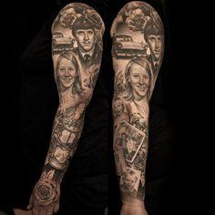 Niki Norberg « Tattoo Art Project