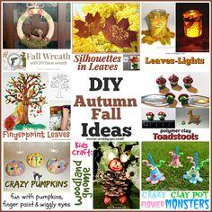 DIY Autumn / Fall Ideas
