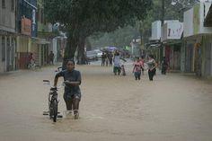 Xapuri no Acre vive a maior enchente da história - material produzido agencia  REUTERS/Odair Leal