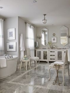 Sarah Richardson Designs Master Bathroom