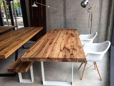 Tisch nach Maß Esstisch Massivholztisch Eichntisch | Holzwerk-Hamburg