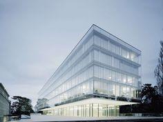 World Trade Organization (WTO) headquarters in Geneva - Architizer