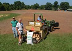 seeding your lawn.(The numbers and types of broadleaf weeds found in turfgrass are greatly influenced by management and cultural practices. For example, close mowing and too little nitrogen favor white clover. Close mowing also favors weeds such as carpetweed, spurge, plantains, and dandelion. Poorly drained areas favor weeds such as ground ivy, while compacted sites favor knotweed and plaintains)