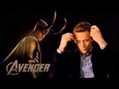 "Previous pinner said: ""Tom Hiddleston - adorable and funny"" - but Tom is always adorable and funny :)"