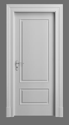Classic door design entrance 39 New Ideas White Interior Doors, Interior Door Styles, Interior Doors For Sale, Door Design Interior, White Doors, Interior Door Trim, Wooden Door Design, Wooden Doors, Porte Design