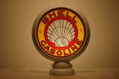 #shell #globe #vintage #collectible