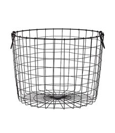 ouur - round wire basket