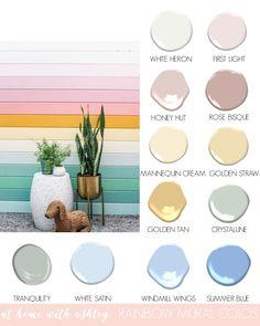 Pastel Paint Colors, Pastel Walls, Room Paint Colors, Wall Colors, Playroom Colors, Color Walls, Bedroom Colors, Kids Room Murals, Kids Room Paint