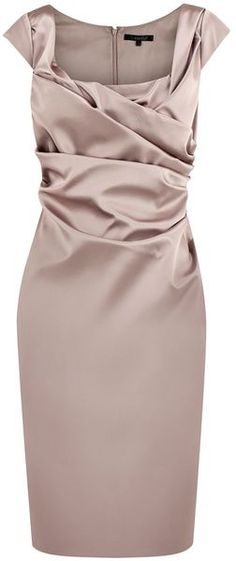 COAST ENGLAND CHAMPAGNE Alva Dress