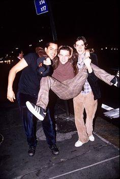 "Catching Up With Leonardo DiCaprio's '90s ""P*ssy Posse"""